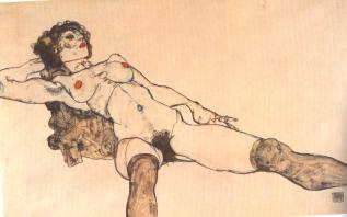 Schiele 1914